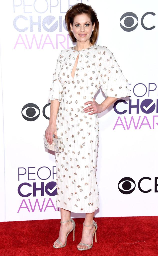 Candace Cameron Bure, 2017 People's Choice Awards