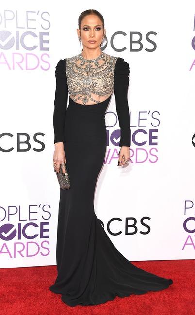 Jennifer Lopez, 2017 People's Choice Awards