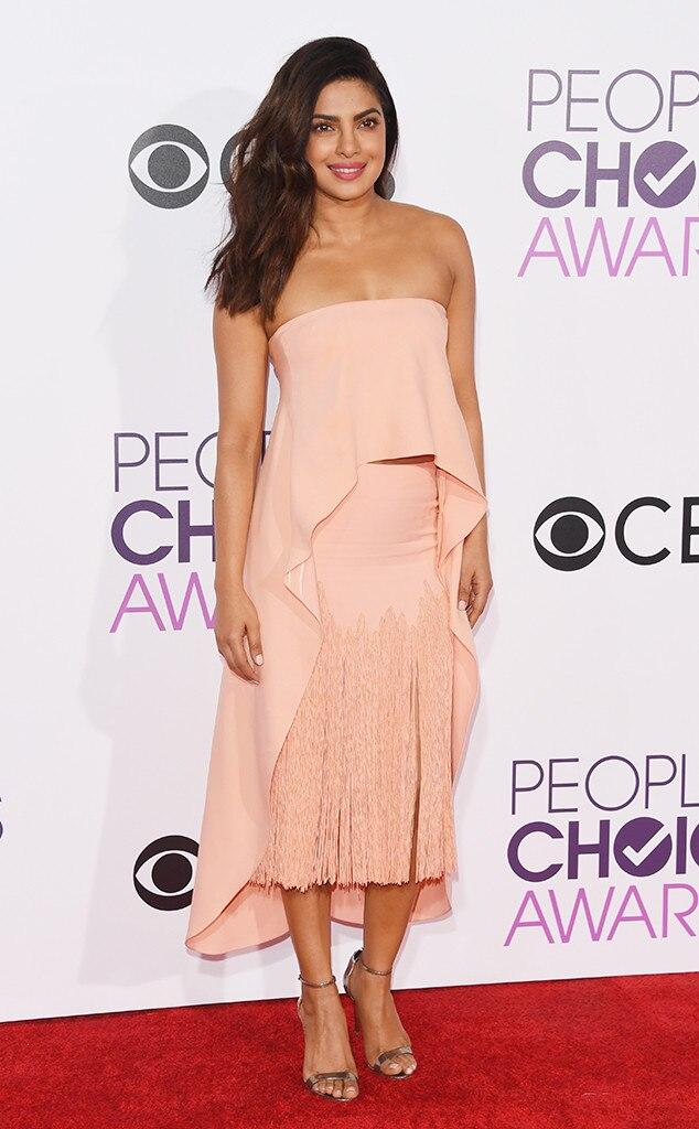 Priyanka Chopra, 2017 People's Choice Awards