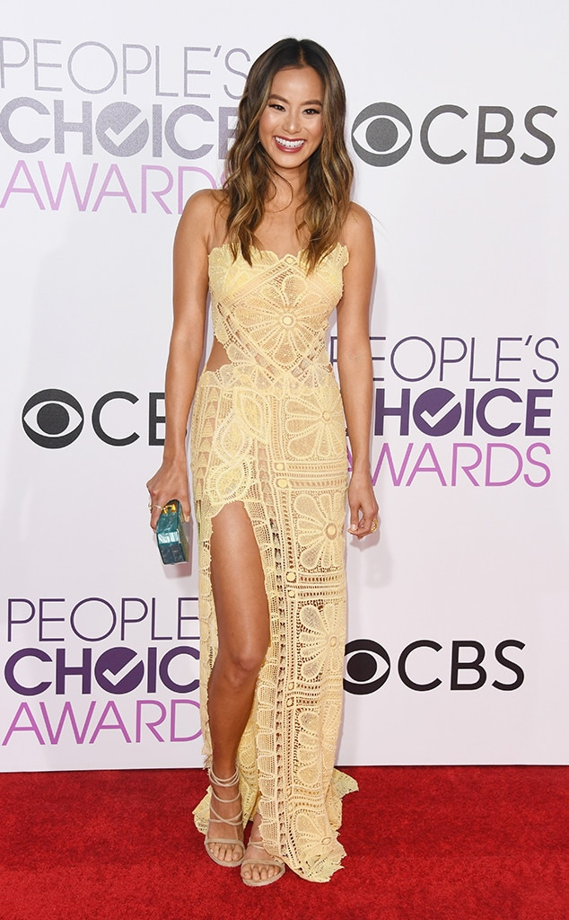 Jamie Chung, 2017 People's Choice Awards