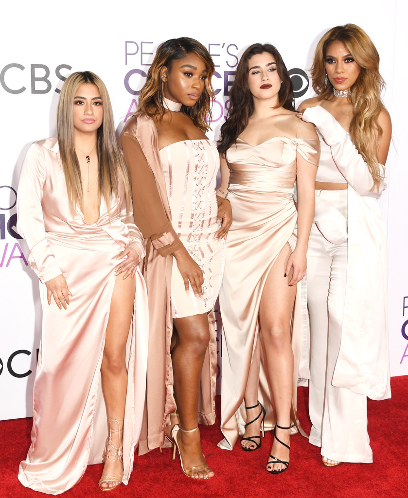 Fifth Harmony, 2017 People's Choice Awards