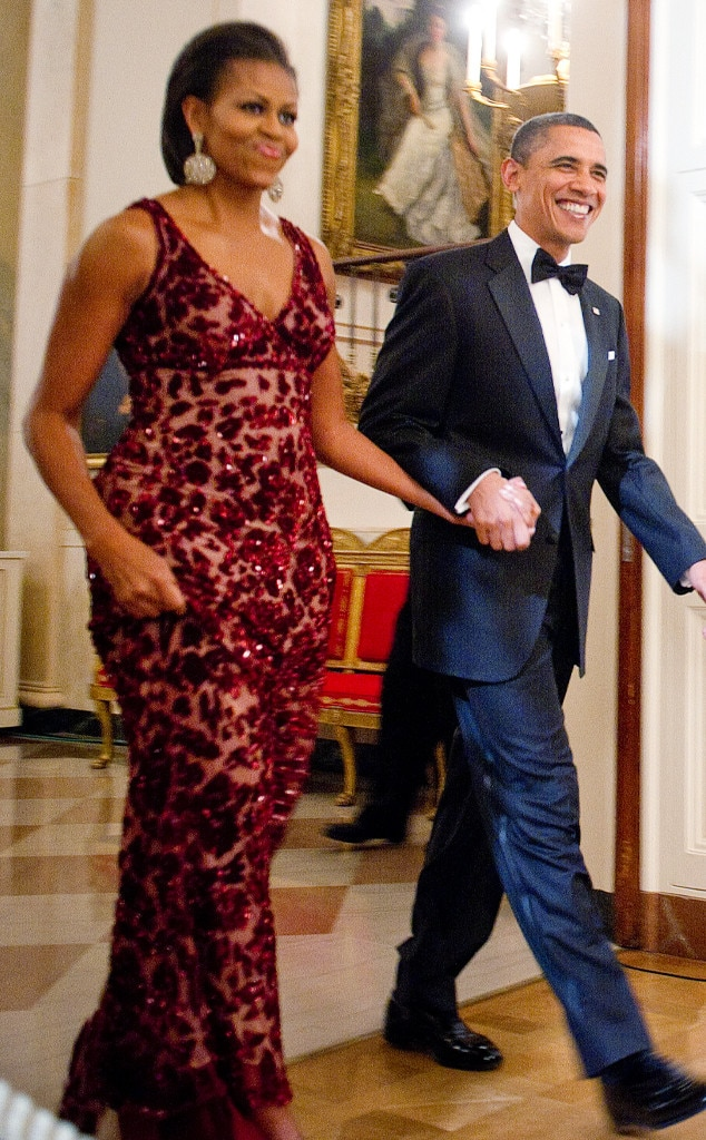 edc33799a2d48 First Lady Style from Michelle Obama's Best Style Moments, by the ...