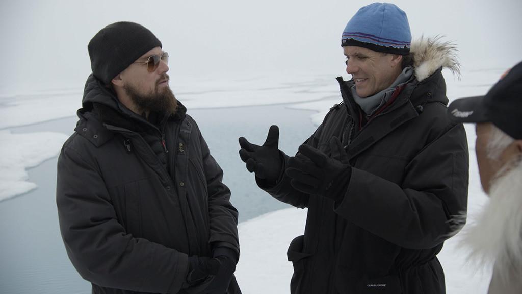 Leonardo DiCaprio, Before the Flood