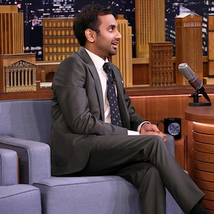 Aziz Ansari, Jimmy Fallon, The Tonight Show