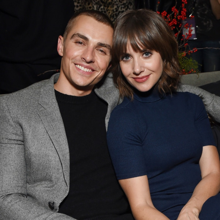 Alison Brie And Dave Franco Wedding.Alison Brie And Dave Franco Are Married E News