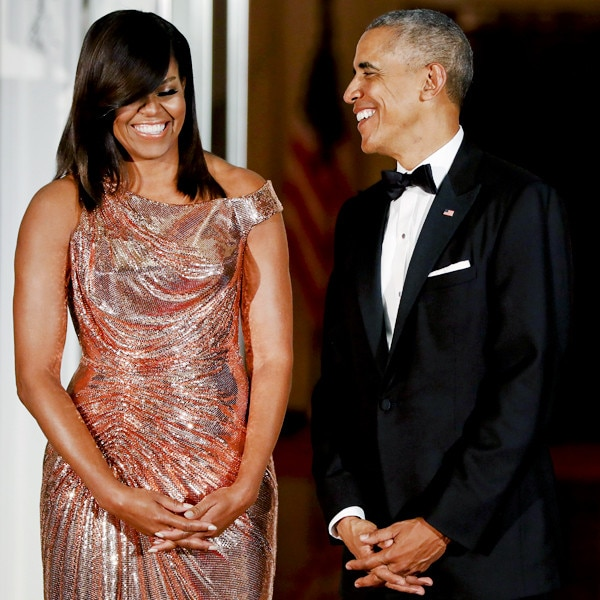 Michelle Obama snuck out the White House to celebrate marriage equality