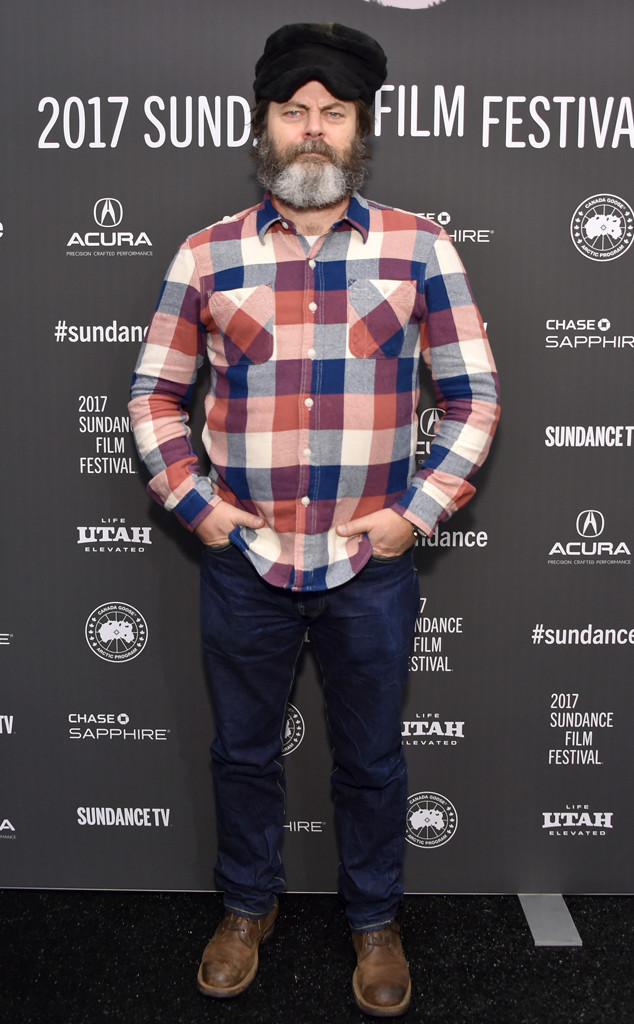 Nick Offerman, Sundance 2017