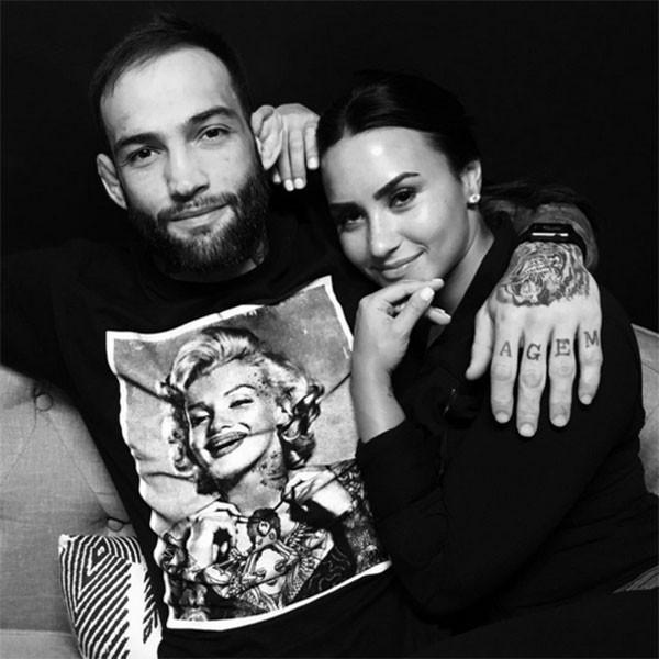 Demi Lovato, Guilherme Bomba