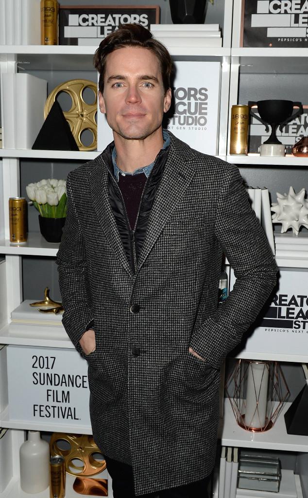 Matt Bomer, Sundance