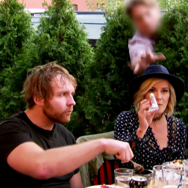 Omg watch wwe star dean ambrose chase after the thief who stole dean ambrose renee young total divas total divas 607 m4hsunfo