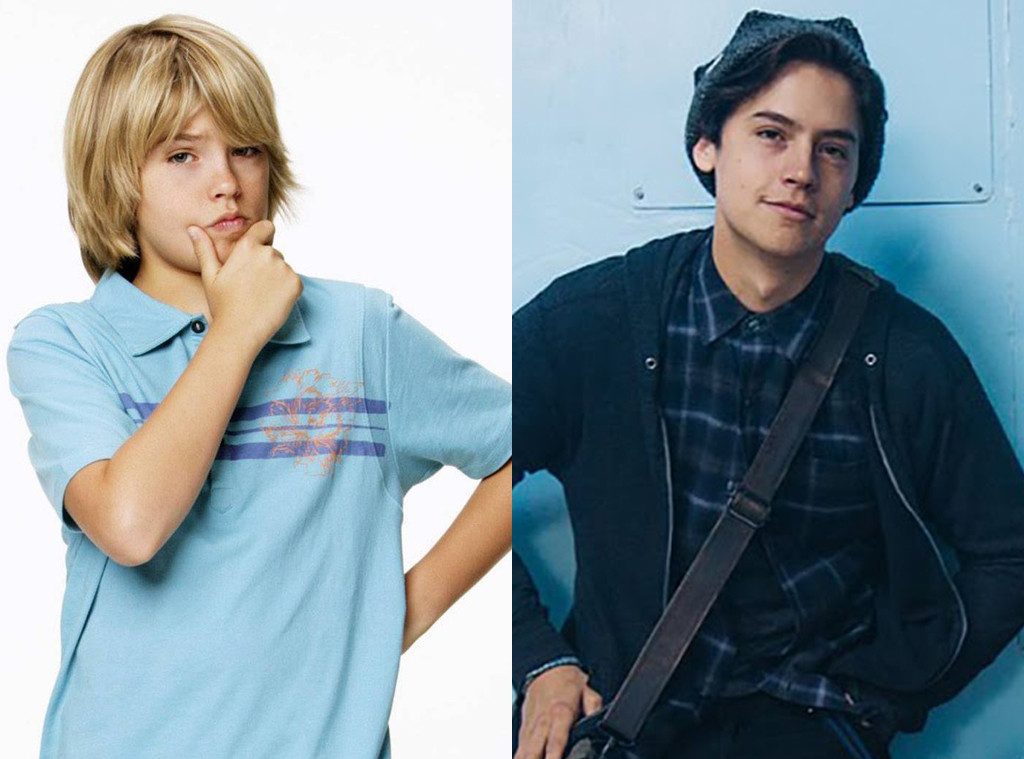 Cole Sprouse, Suite Life, Riverdale