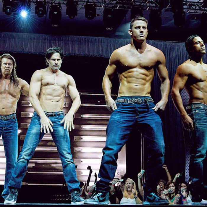 Magic Mike The Musical Announced Get Details About The New Sexy