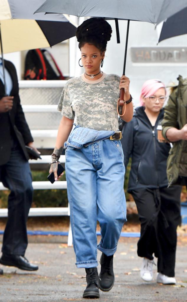 ESC: Rain, Rihanna