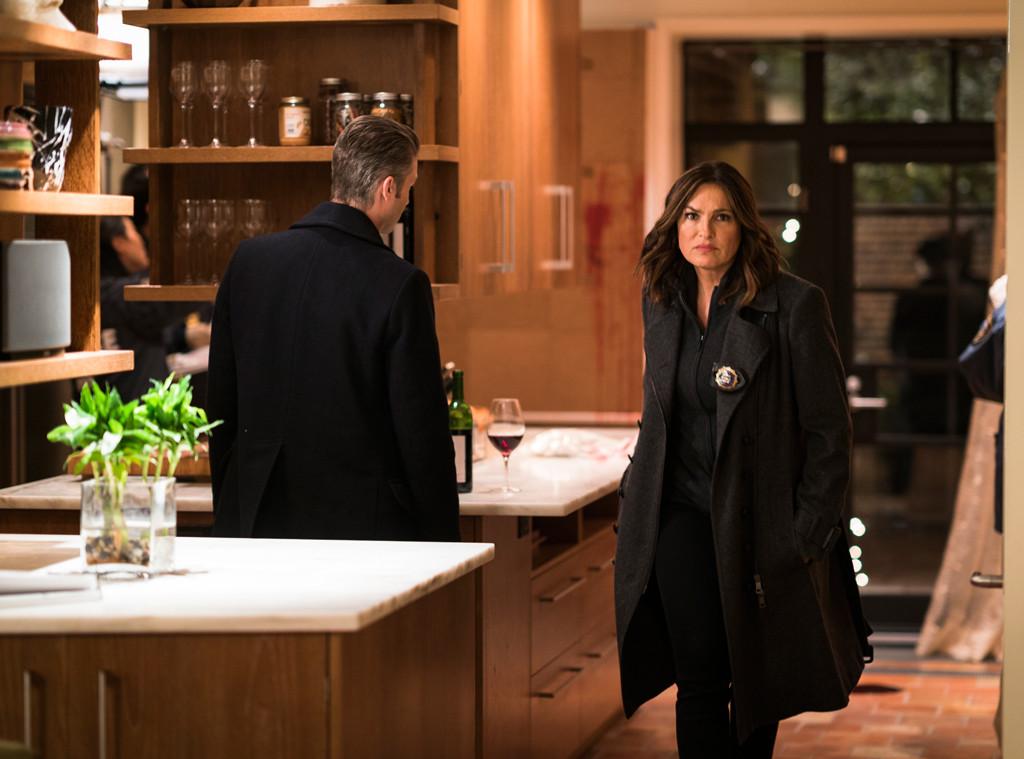 Law and Order: SVU 400th Episode, Mariska Hargitay