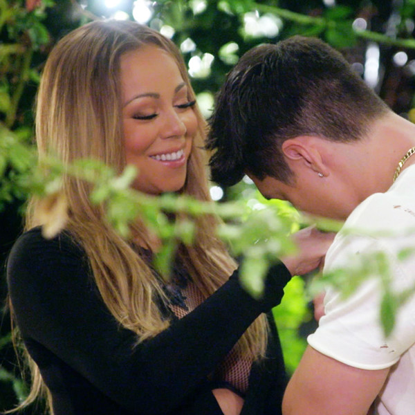 Mariah Carey, Bryan Tanaka, Mariah's World, Mariah's World 108