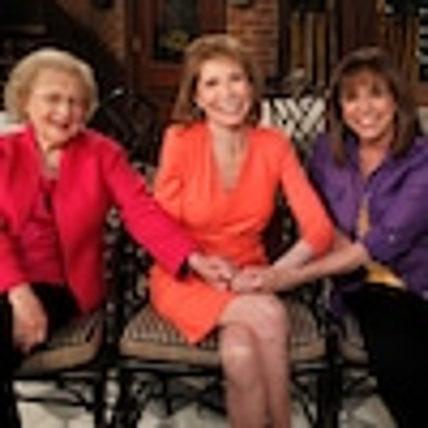 Betty White, Mary Tyler Moore, Valerie Harper