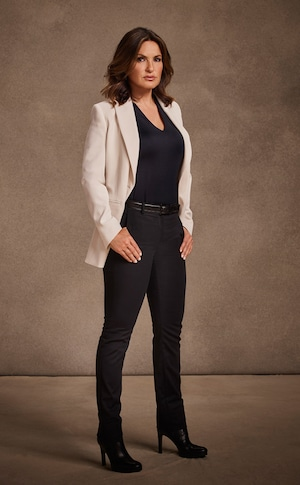Mariska Hargitay, Law and Order: SVU