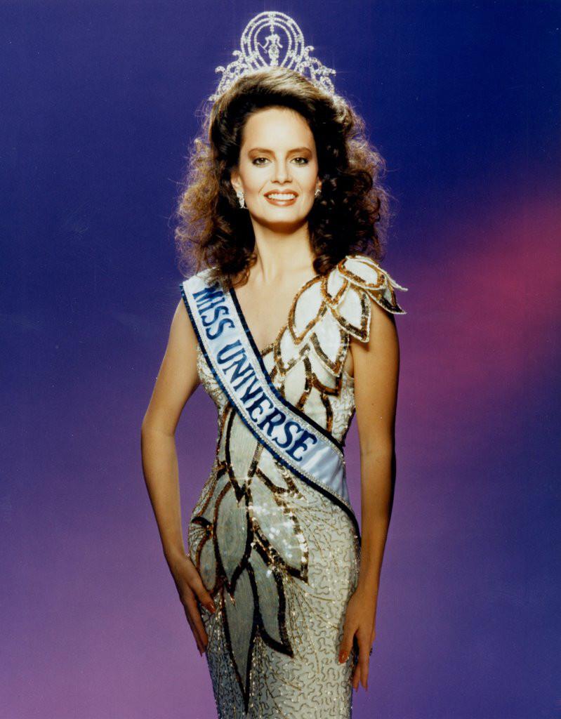 f43b269ee Las 20 Miss Universo más bellas de toda la historia (+ Fotos)