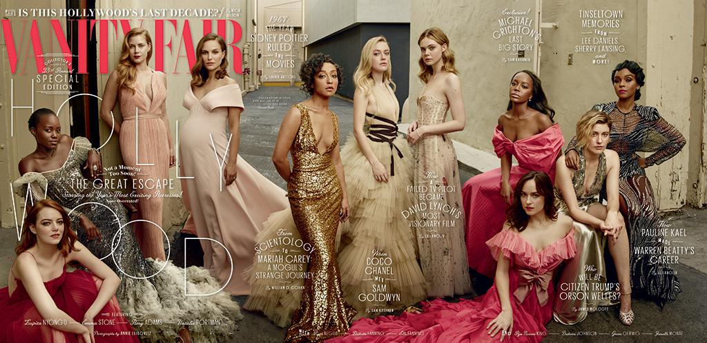 Vanity Fair 2017 Hollywood Issue