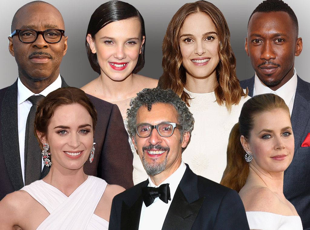 SAG Awards Celebrities