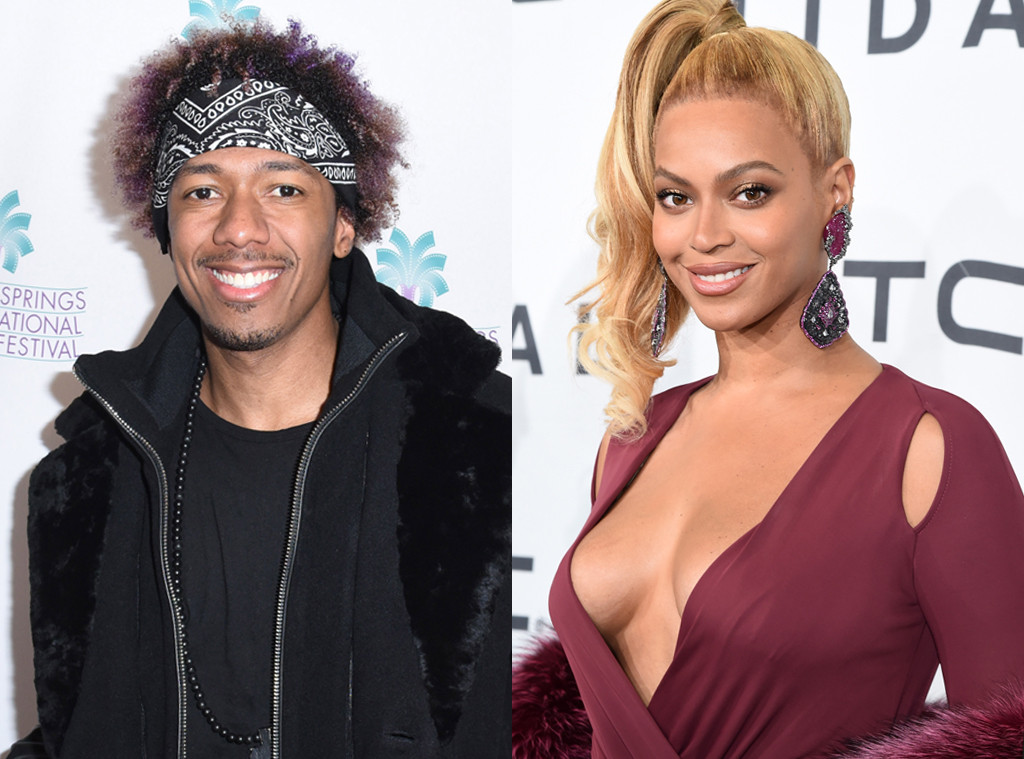 Nick Cannon, Beyonce