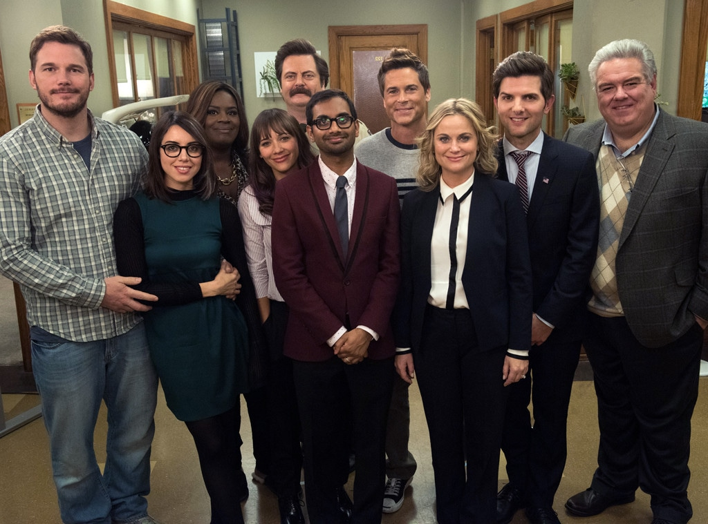 Parks and Recreation, One Last Ride