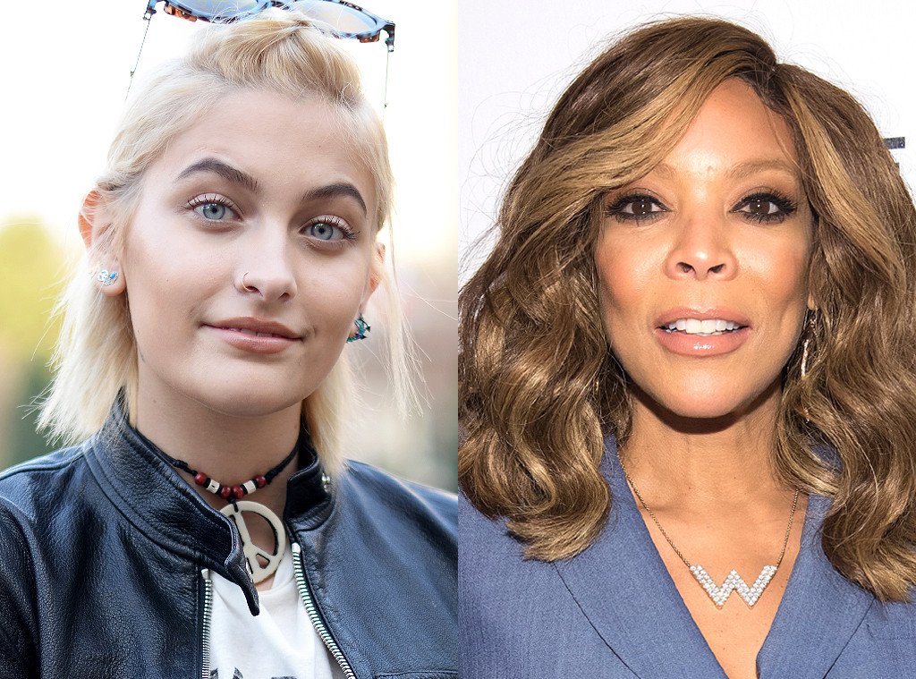 Wendy Williams, Paris Jackson