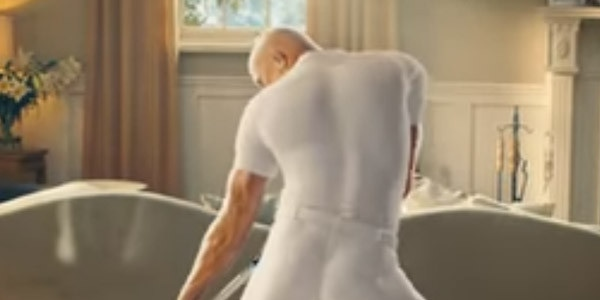 mr cleans 2017 super bowl commercial will make you feel a little bit dirty e news