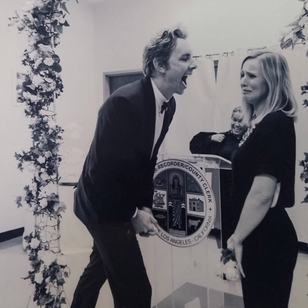 Laughs, Therapy and Lady Lincoln: Kristen Bell and Dax