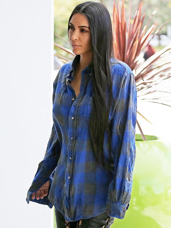 ESC: Kim Kardashian, Lip Ring