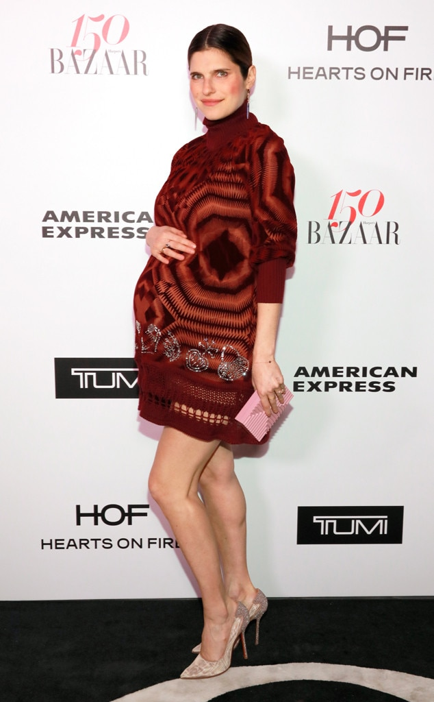 Lake Bell, Harper's Bazaar 150 Most Fashionable Women