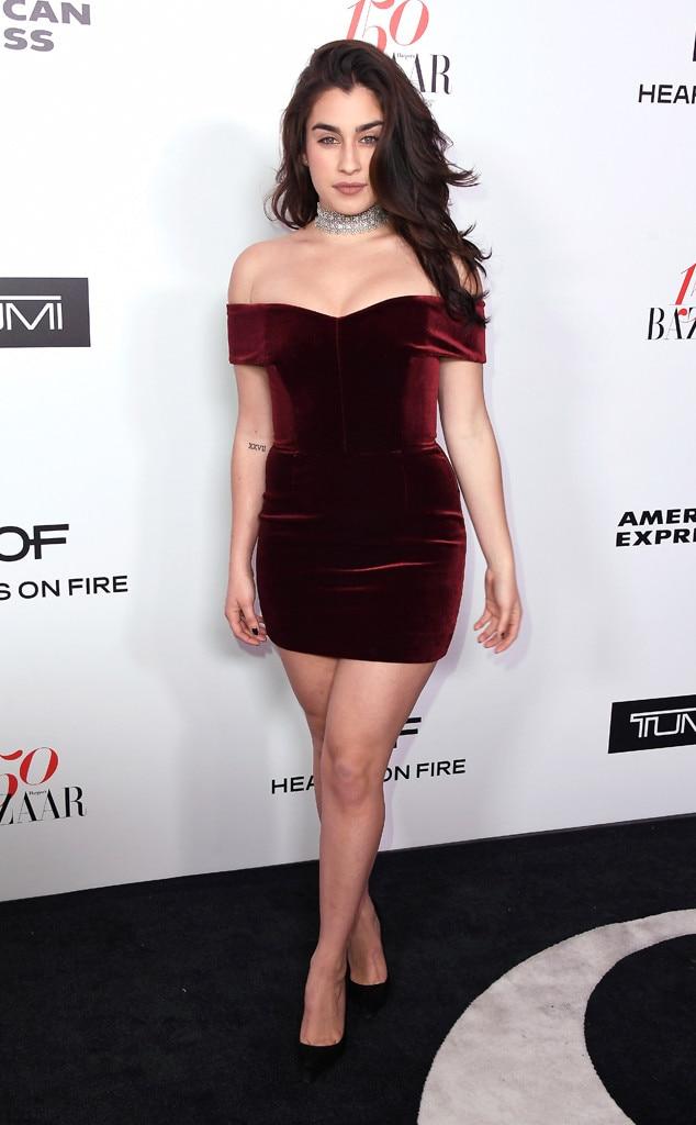 Lauren Jauregui, Harper's Bazaar 150 Most Fashionable Women