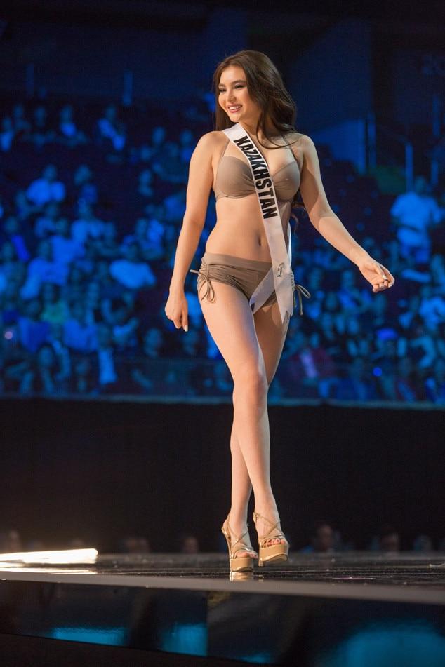 Preliminary From 2017 Swimsuit Miss Universe Kazakhstan jqpVSUMLzG