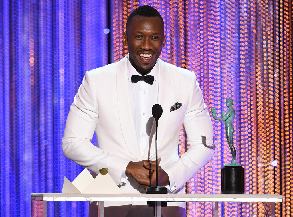 Mahershala Ali, 2017 SAG Awards, Winners