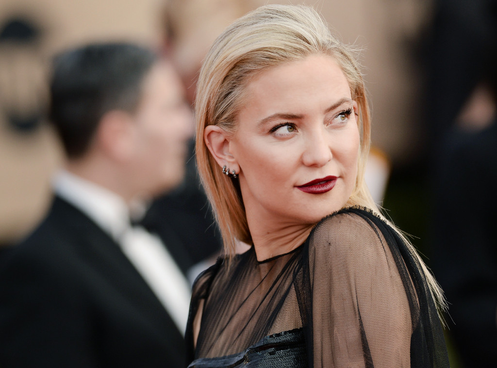 ESC: Beauty Break Down, SAG Awards, Kate Hudson