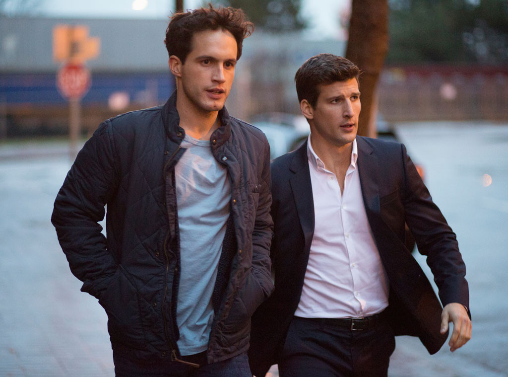 Rob Heaps, Parker Young, Imposters