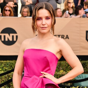 Sophia Bush, 2017 SAG Awards, Arrivals