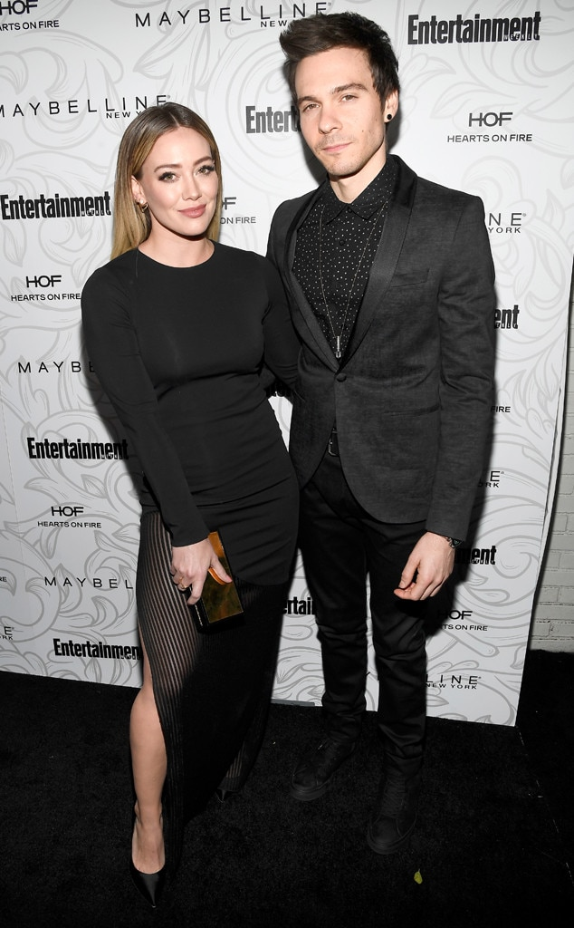 Red Carpet Official -  Back  in January 2017 , the pair confirmed their budding romance by posing on the red carpet together at Entertainment Weekly 's pre-SAG Awards party at Chateau Marmont.