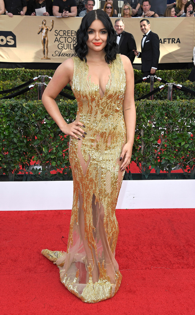 Ariel Winter, 2017 SAG Awards, Arrivals