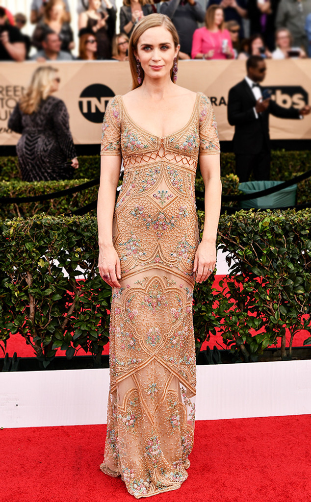 So Glam! Take a Look Back at the Best Dresses of All Time From the SAG Awards