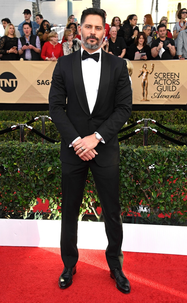 Joe Manganiello, 2017 SAG Awards, Arrivals