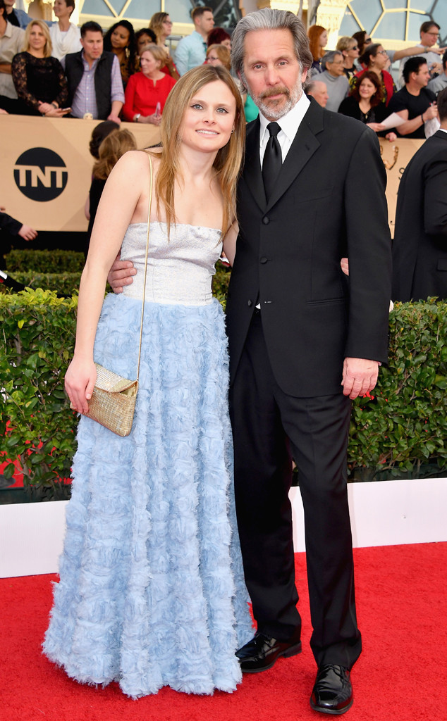 Gary Cole, Mary Cole , 2017 SAG Awards, Family