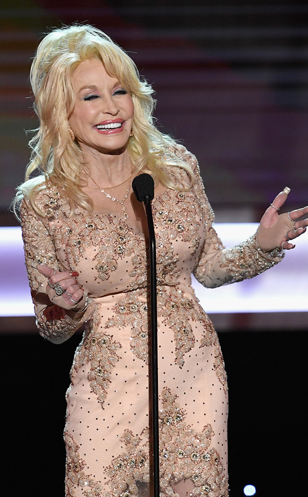 Dolly Parton, Emmys Presenters