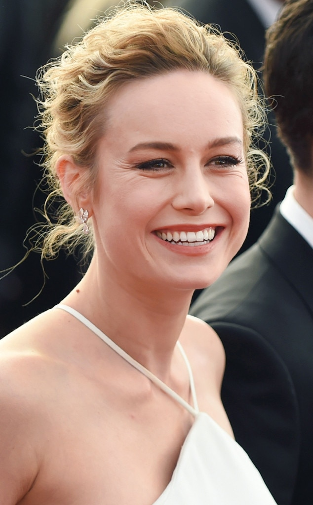 ESC: Best Beauty, SAG Awards, Brie Larson