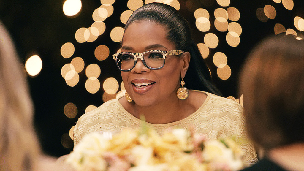 Oprah Winfrey, Weight Watchers