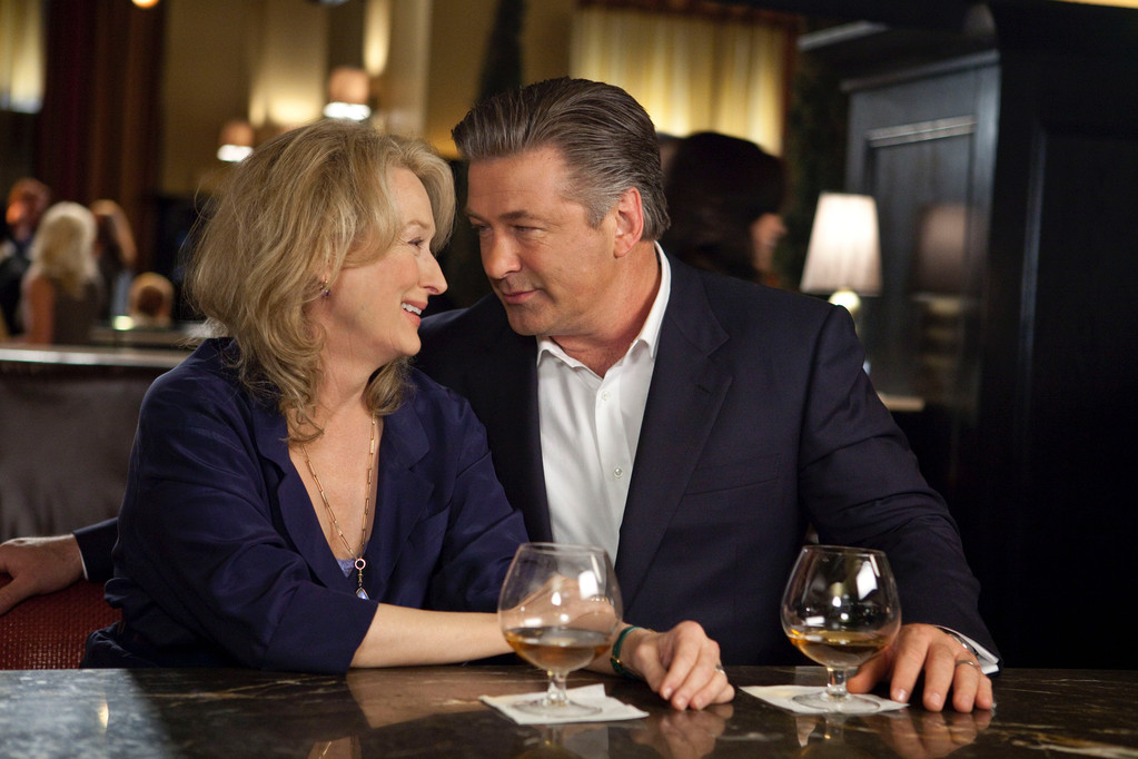 It's Complicated, Meryl Streep, Alec Baldwin