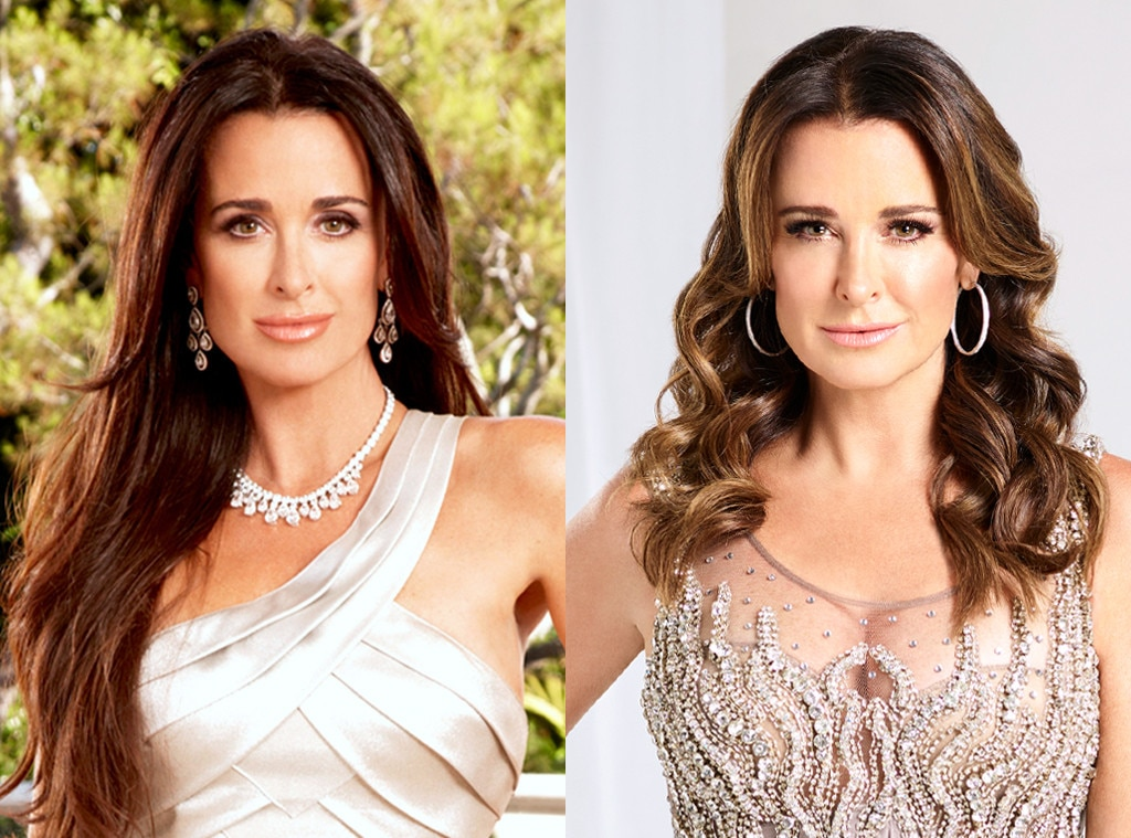Real Housewives Transformations, Kyle Richards