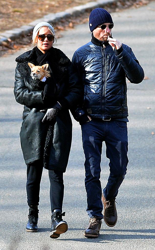 Jennifer Lawrence, Darren Aronofsky
