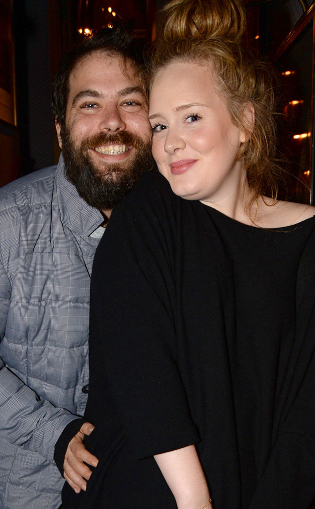 Did Adele Just Confirm She's Married? Singer Calls Simon ...