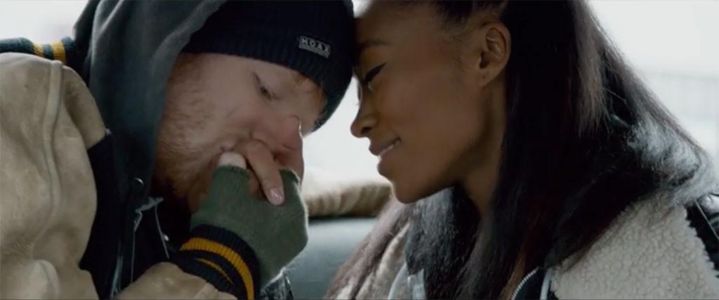 Ed Sheeran, Shape of You Music Video